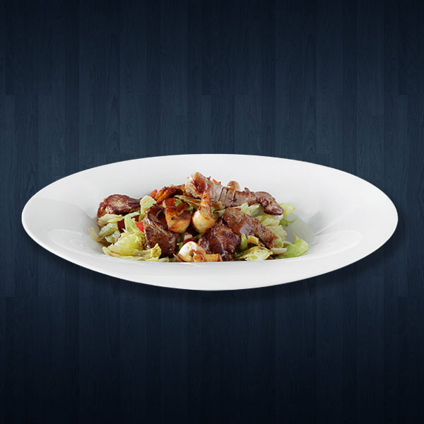 Biftek salata
